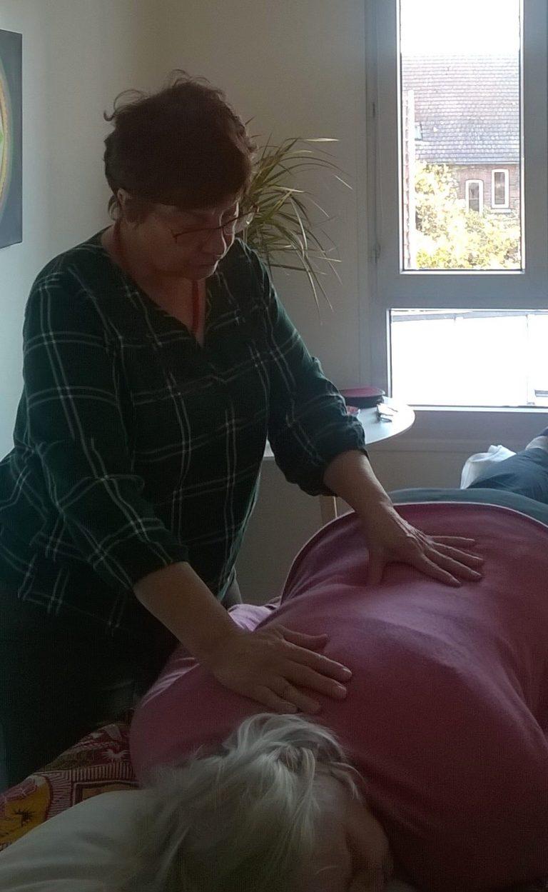 shiatsu cancer AVACS- Marie-Claire Michaud - Meaux